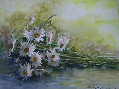 Watercolor - Suluboya 35*50