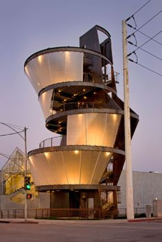 Samitaur Tower – Eric Owen – Moss Architects. Bizarre Buildings and Homes