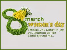Poetry: International Women's Day Wishes SMS with Greetings Pictures eCards International Women's Day Message, Happy International Women's Day, Poetry International, Women's Day Logo, Women's Day Wishes Images, Woman Day Image, Happy Womens Day Quotes, Pinterest Gift Ideas, Thank You Poems