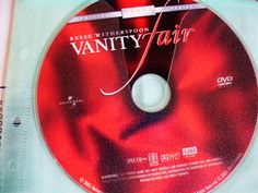 Vanity Fair DVD excellent condition 1.99 ships it