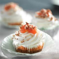 Apricot Pecan Ice Cream Cups from Smucker's®