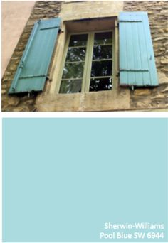 Sherwin-Williams Pool Blue