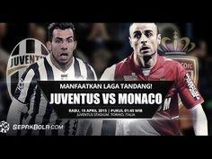Juventus vs Monaco Full Match HD Highlights Champion League 1/2 final Ga...