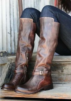 boots #shoes #winter's fashion #women
