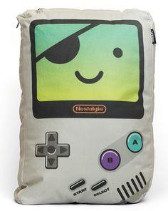 Gameboy cushion