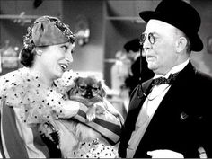 Aline MacMahon & Guy Kibbee, Gold Diggers of 1933, 1933 (gowns by Orry-Kelly)