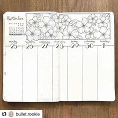 Nice layout! @bulletbyjulia .  .  .  .  #bulletjournallayout #bujohardcore #planwithme #bulletjournal #bujo #bulletjournalsystem #bujoweeklyspread #bujolove #bujo2017 #bujoideas #bujojunkies #bulletjournaljunkies