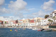 What is Menorca like? First impressions of Menorca, Spain