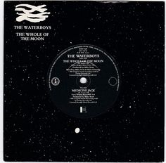 "The Waterboys - Whole of the Moon, 7"" vinyl single, Ensign records, indie, c.1985 #vinyl"