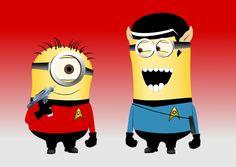 Star Trek Minions
