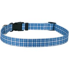 Yellow Dog Design Preppy Boy Plaid Dog Collar, Small-3/4' wide fits neck sizes 10 to 14' ** Insider's special review you can't miss. Read more  : Cat Collar, Harness and Leash