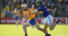 There was a positive end to a forgettable weekend for the Tipperary hurlers last night with confirmation All-Star corner-back Cathal Barrett has avoided cruciate knee ligament damage. Knee Injury, Sports Stars, All Star, Ireland, Irish, Coaching, Action, Running, Photos