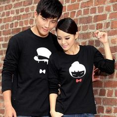 Buy 'Porspor – Long-Sleeve Printed Couple T-Shirt' with Free International Shipping at YesStyle.com. Browse and shop for thousands of Asian fashion items from China and more!