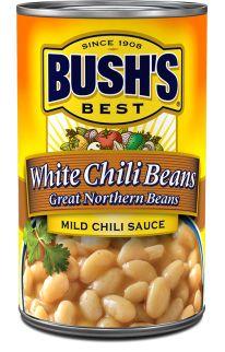 Easy White Chicken Chili Recipe | Bush's Beans