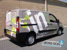 Boss Dog | Vehicle graphics, Van signwriting, Car wrappingAll | Boss Dog | Vehicle graphics, Van signwriting, Car wrapping