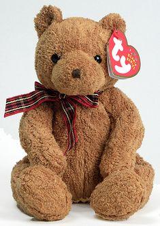 7a86c60284f Woody - Bear - Ty Beanie Babies Beanie Baby Bears