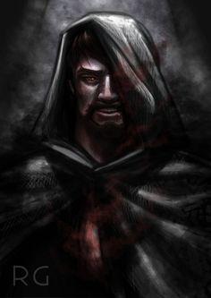 Overwatch - Reaper (Gabriel Reyes) by Reason-Games