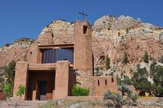 Monestir de Christ in the Desert, New Mexico, EEUU