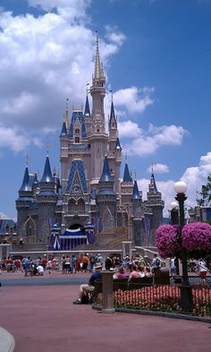 Walt Disney World: truly one of the most magical places I have ever been :)