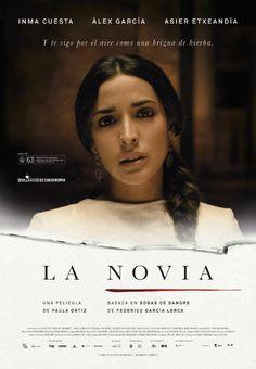 La novia / Dir: Paula Ortiz. Intèrprets: Inma Cuesta, Álex García, Asier Etxeandia.