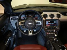 2015 Ford Mustang — Ford considering diesel, hybrid and electric versions of the new Mustang