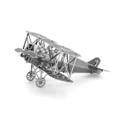 3D Metal Puzzle Early Educational Toys Aircraft Fighter Helicopters Model Jigsaw Puzzle Plane Tangram Kids Toys For Boy/Adult