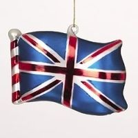 - Union Jack ornament - I have this!