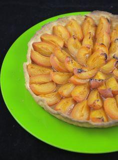 Tarte d'été aux abricots : Recette de Tarte d'été aux abricots - Marmiton
