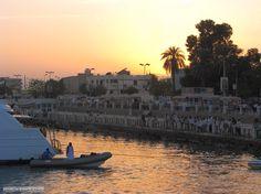 Sunset in Port Sudan, Red Sea  الغروب في بورتسودان، البحر الأحمر #السودان   (By Dusan Richtarik)   #sudan #portsudan #redsea #sunset