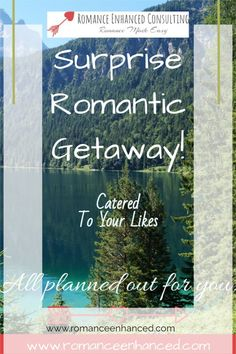 How A Busy Couple Who Needs A Vacation Together, But Don't Have The Time To Plan It Can Have An Amazing Romantic Getaway Together, That Someone Else Plans For And We Have To Just Show Up.- Sign Me Up! In As Little As Your Romantic Getaway Will Be Planned Within Two Weeks From The Time Of Your Purchase. However The More Time You Give The Romance Coach To Plan The Better Deals She Will Be Able To Find! #romanticgetaway #easygiftforcouples #romanticvacations #romanticvacay #surprisegetaways Romantic Weekend Getaways, Romantic Vacations, Need A Vacation, Romantic Dates, Sign I, Make It Simple, Romance, Couple, How To Plan