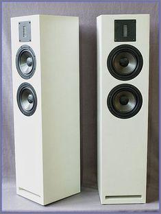 Vintage Doppel die nachgereichte Vorstellung Lautsprecher selber bauen