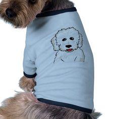 Coton de Tulear Caricature Shirt