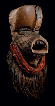 Dan Kagle Mask, Ivory Coast
