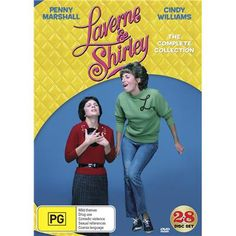 Laverne & Shirley - Complete Collection (1-8)