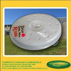 """Save R50.00 on this 30cm Oval roasting dish at Tuinroete Woonwaens Campworld MB """"Pink Dot Sale"""" This and many more huge savings while stocks last. #outdoorsale #camping #lifestyle"""