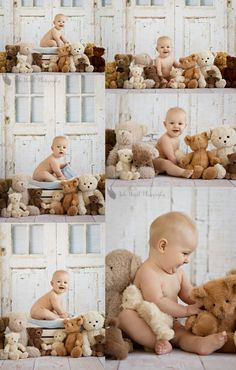baby photographer, baby photography, chicago baby photographer, chicago baby photographer, sitting up session, 6 month session, teddy bears, me and my gang Baby Boy Pictures, Baby Photos, Newborn Photos, Sitting Up Baby, Baby Superhero, Baby Stuffed Animals, Newborn Baby Photography, Photographing Babies, Baby Month By Month