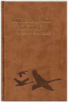 Icelandic Poetry - Book - Shop Icelandic Products