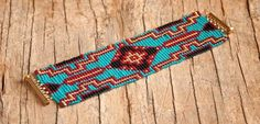 Seed Bead Bracelets, Seed Bead Earrings, Seed Beads, Peter Pan Necklace, Aztec, Jewelery, Loom, Unique Jewelry, Handmade Gifts
