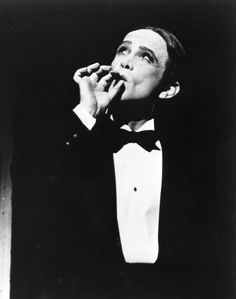 Joel Grey in Cabaret, Photo by Leo Friedman - . Joel Grey, A Little Night Music, World Movies, New York Life, Hooray For Hollywood, Cinema Posters, The St, Musical Theatre, Cute Pictures
