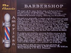 Do You Know the History of the Barber's Pole