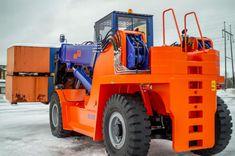 ML3012RC Variable Reach Truck - Meclift Heavy Machinery, Variables, Cummins, Diesel Engine, Heavy Equipment, Monster Trucks, Cabin, Cabins