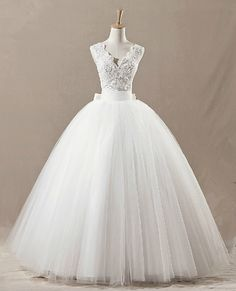 Beautiful Lacy Neckline Quinceanera Dress | Quinceanera Dress White | Quinceanera Dresses |
