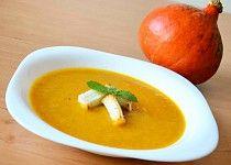 Zdravá hokkaido polévka bez smetany Thai Red Curry, Ethnic Recipes, Food, Meals, Yemek, Eten