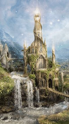 I would like to live there.....but, that's just too much to keep clean. Lol
