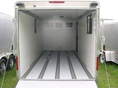 I got the best deal on a Car Mate 7 x 18 motorcycle trailer to haul my Texas Chopper and Harley's   trailersuperstore.com