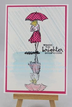 February Card Making Class in Princes Risborough. Stampin' Up! Beautiful You
