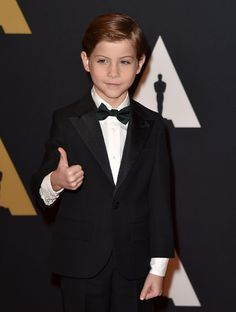 """Every once in awhile, a child actor comes along with the mark of something truly special. Hollywood thinks Jacob Tremblay of """"Room"""" is one of them."""