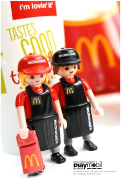 Playmobil mcdonalds / photobyamon #playmobil| juguetes | pachucochilango.com