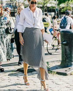 Nyfw New York Fashion Week Street Style Outfits Collage Vintage Vintage… Nyfw Street Style, Looks Street Style, Street Style Summer, Street Chic, Nyfw Style, East Street, Fashion Week, New York Fashion, Look Fashion