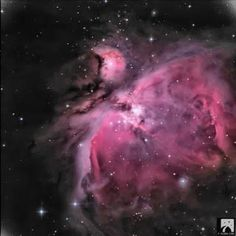 Slooh will be launching a pilot FITS file program allowing Slooh members to further enhance their images. We have given members an opportunity to practice by working on files from previous missions. Here is an example of M42 - Orion Nebula - created by a Slooh member using the FITS data.....wow!